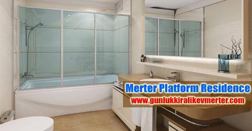 merter-platform-da-gunluk-kiralik-residence-daireler-banyo